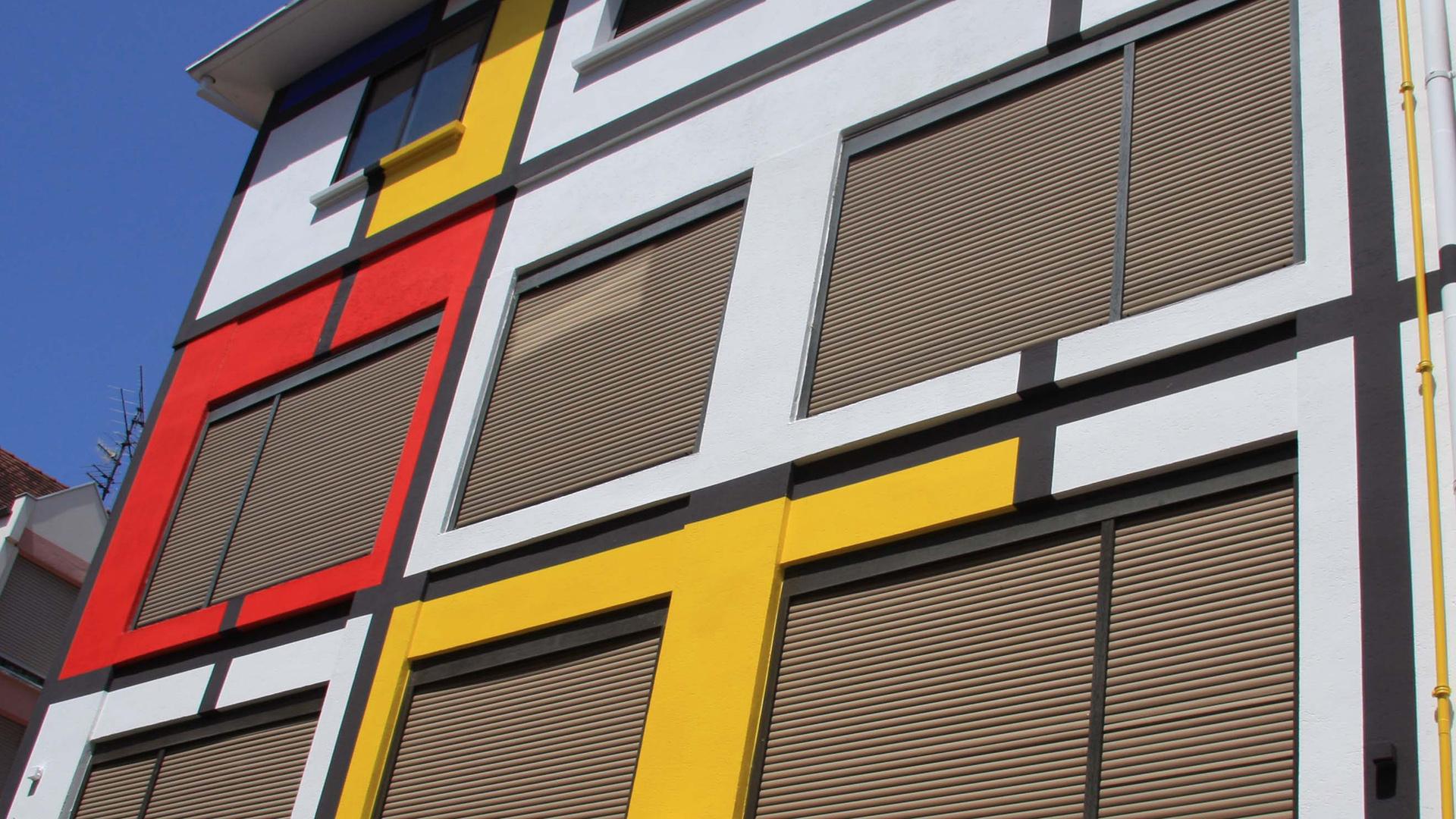Maison-Mondrian